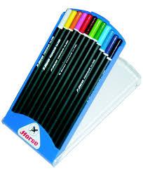 Bút chì màu H-12 color pencils plastic