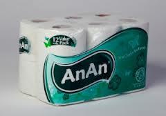 Giấy cuộn vệ sinh An An