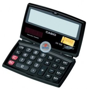 CASIO SX-100