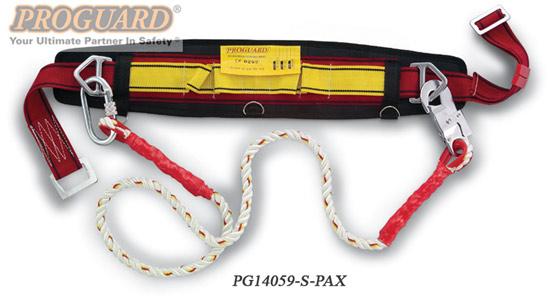 Dây an toàn đai bụng có đệm lưng PG 141059