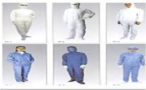 Quần áo phòng sạch SH 89