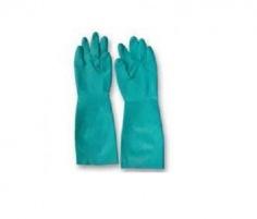 Găng tay chịu axit và kiềm nhẹ