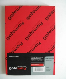 Giấy scan Gateway Paper 83gm2